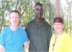 My Foster Son Francis Opio Abari from Uganda
